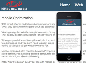 image of mobile optimization