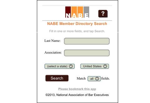 imageof nabe member app